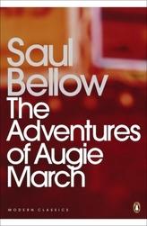 The Adventures of Augie March. Die Abenteuer des Augie March, englische Ausgabe