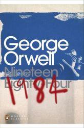 Nineteen Eighty-Four. 1984, englische Ausgabe