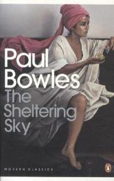 The Sheltering Sky. Himmel über der Wüste, englische Ausgabe