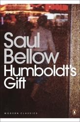 Humboldt's Gift. Humboldts Vermächtnis, englische Ausgabe