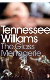 Glass Menagerie. Die Glasmenagerie, englische Ausgabe
