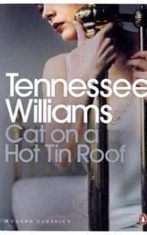 Cat on a Hot Tin Roof. Die Katze auf dem heißen Blechdach, engl. Ausg.