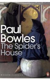 The Spider's House. Das Haus der Spinne, englische Ausgabe