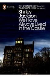 We Have Always Lived in the Castle. Wir haben schon immer im Schloß gelebt, englische Ausgabe