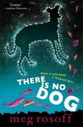 There Is No Dog. Oh. Mein. Gott., englische Ausgabe