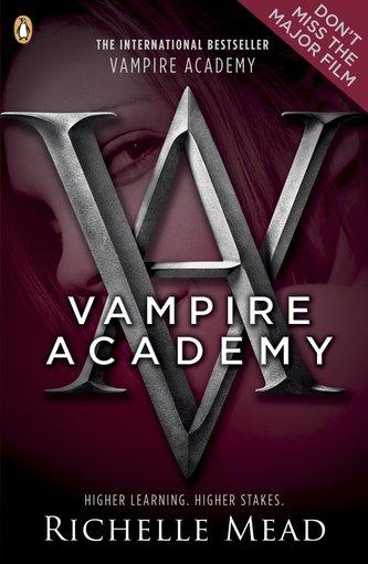 Vampire Academy. Blutsschwestern, englische Ausgabe - Richelle Mead