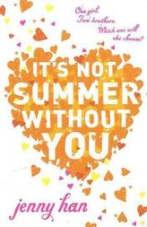 It's Not Summer Without You. Ohne dich kein Sommer, englische Ausgabe