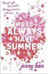 We'll Always Have Summer. Der Sommer, der nur uns gehörte, englische Ausgabe