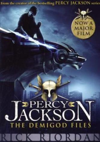 Percy Jackson: The Demigod Files, Film Tie-In - Rick Riordan