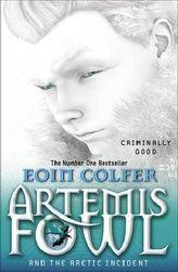 Artemis Fowl and the Arctic Incident. Artemis Fowl, Die Verschwörung, englische Ausgabe