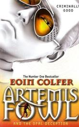 Artemis Fowl and The Opal Deception. Artemis Fowl, Die Rache, englische Ausgabe