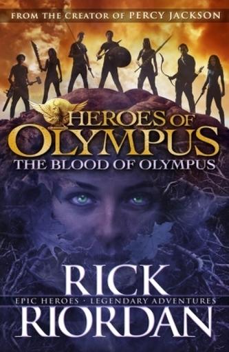The Heroes of Olympus - The Blood of Olympus - Rick Riordan