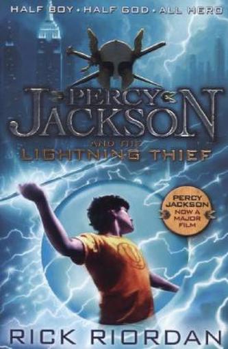 The Lightning Thief - Percy Jackson - Rick Riordan
