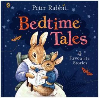 Peter Rabbit's Bedtime Tales - Potter, Beatrix