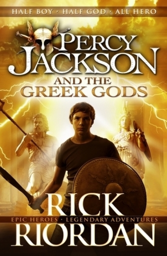 Percy Jackson and the Greek Gods - Rick Riordan