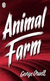 Animal Farm. Farm der Tiere, englische Ausgabe