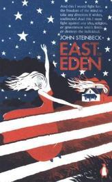 East of Eden. Jenseits von Eden, englische Ausgabe