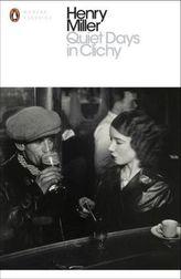 Quiet Days in Clichy. Stille Tage in Clichy, englische Ausgabe