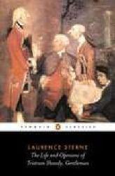 The Life and Opinions of Tristram Shandy, Gentleman. Leben und Ansichten von Tristram Shandy, Gentleman, englische Ausgabe
