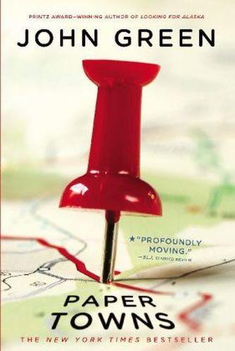 Paper Towns. Margos Spuren, englische Ausgabe - John Green