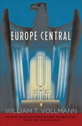 Europe Central, English edition