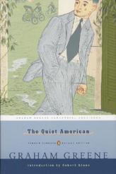 The Quiet American. Der stille Amerikaner, englische Ausgabe
