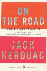 On the Road, The Original Scroll. Unterwegs, englische Ausgabe