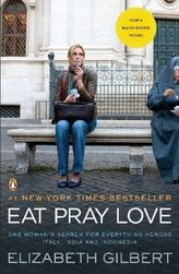 Eat, Pray, Love, English edition (Film Tie-In)