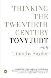 Thinking the Twentieth Century. Nachdenken über das 20. Jahrhundert, englische Ausgabe