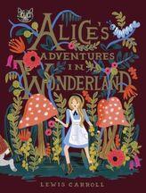 Alice's Adventures in Wonderland, 150th Anniversary Edition. Alice im Wunderland, englische Ausgabe