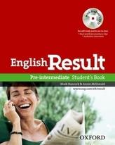 Pre-Intermediate, Student's Book w. DVD-ROM