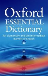 Oxford Essential Dictionary, w. CD-ROM