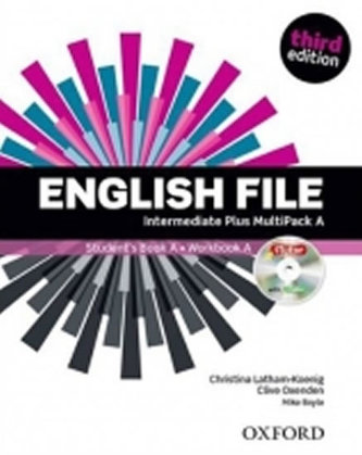 English File Intermediate Plus Multipack A - Náhled učebnice