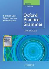 Oxford Practice Grammar, Basic (with Tests), w. CD-ROM