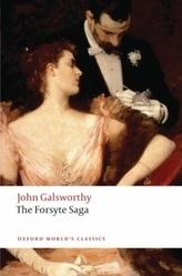 The Forsyte Saga. Die Forsyte Saga, englische Ausgabe
