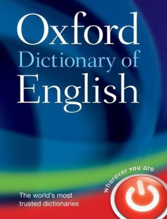 Oxford Dictionary of English - Stevenson, Angus