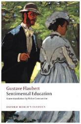 Sentimental Education. Die Erziehung des Herzens, englische Ausgabe