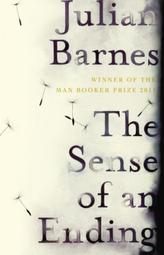 The Sense of an Ending, English edition. Vom Ende einer Geschichte, englische Ausgabe