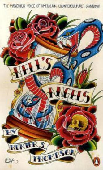 Hell's Angels, English edition - Hunter S. Thompson