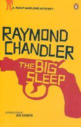 The Big Sleep. Der große Schlaf, englische Ausgabe
