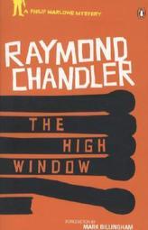 The High Window. Das hohe Fenster, englische Ausgabe
