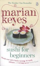 Sushi for Beginners. Sushi für Anfänger, englische Ausgabe