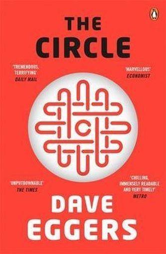 The Circle. Der Circle, englische Ausgabe - Dave Eggers