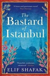 The Bastard of Istanbul. Bastard von Istanbul, englische Ausgabe