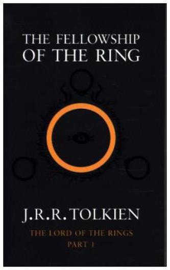 The Lord of the Rings, The Fellowship of the Ring. Die Gefährten, englische Ausgabe - Tolkien, John R. R.