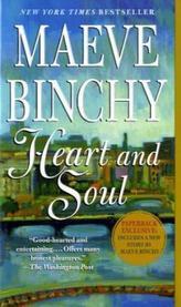 Heart and Soul. Wege des Herzens, englische Ausgabe