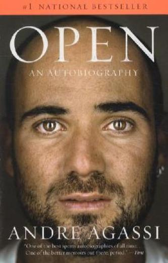 Open, English edition - Agassi, Andre