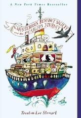 The Mysterious Benedict Society and the Perilous Journey. Die geheime Benedict-Gesellschaft und ihre Reise ins Abenteuer, englis