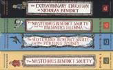 The Mysterious Benedict Society Collection, 4 Vols., Boxed Set. Die geheime Benedict-Gesellschaft, englische Ausgabe