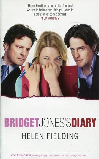 Bridget Jones's Diary. Schokolade zum Frühstück, engl. Ausgabe - Fielding Helen